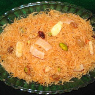 Punjabi Sawian (Punjabi Vermicelli Dessert)
