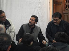 Photo: Soz O Salam at Momin Center.
