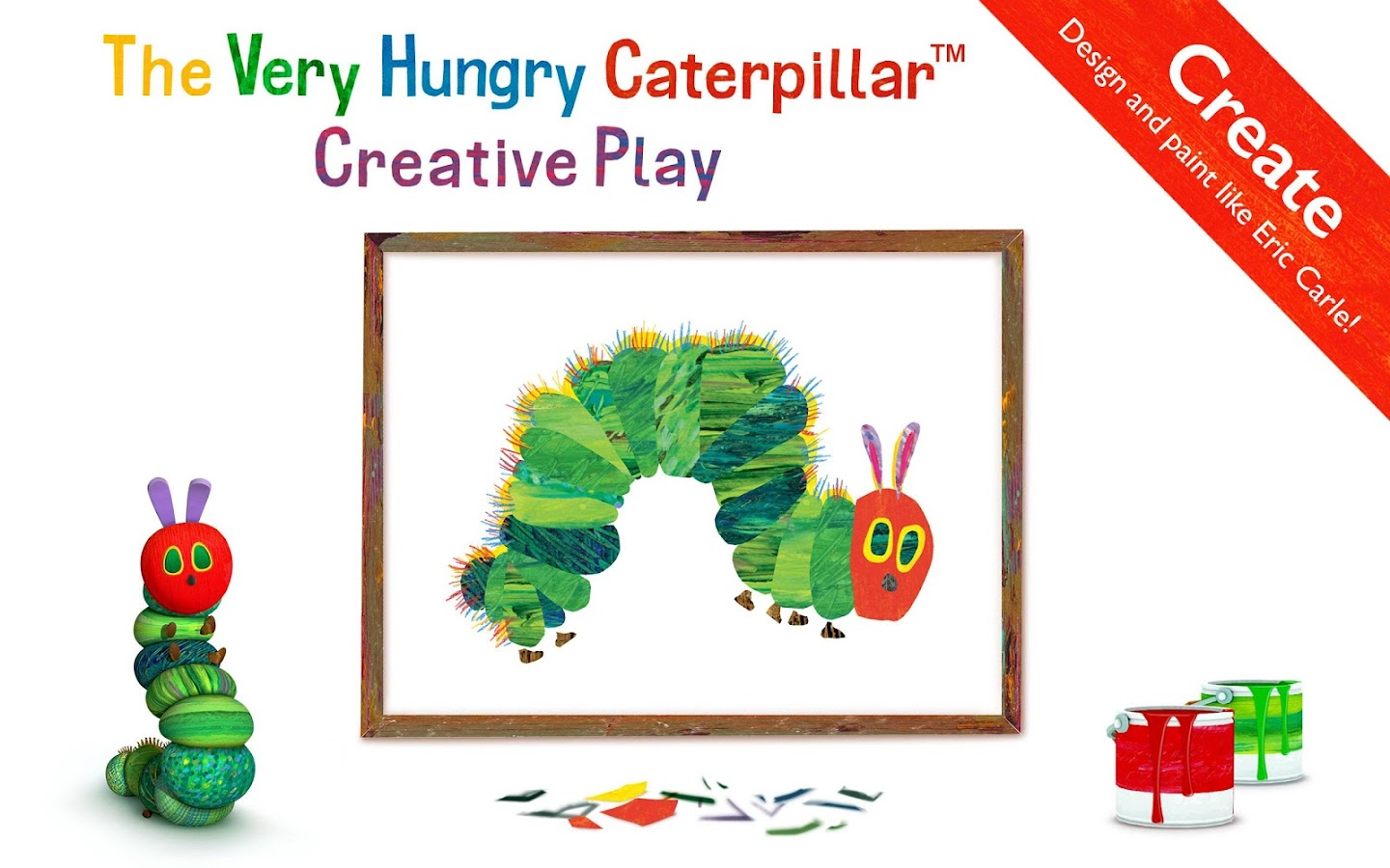 caterpillar creative play android apps on google play