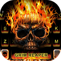 Grim Reaper Keyboard Theme icon