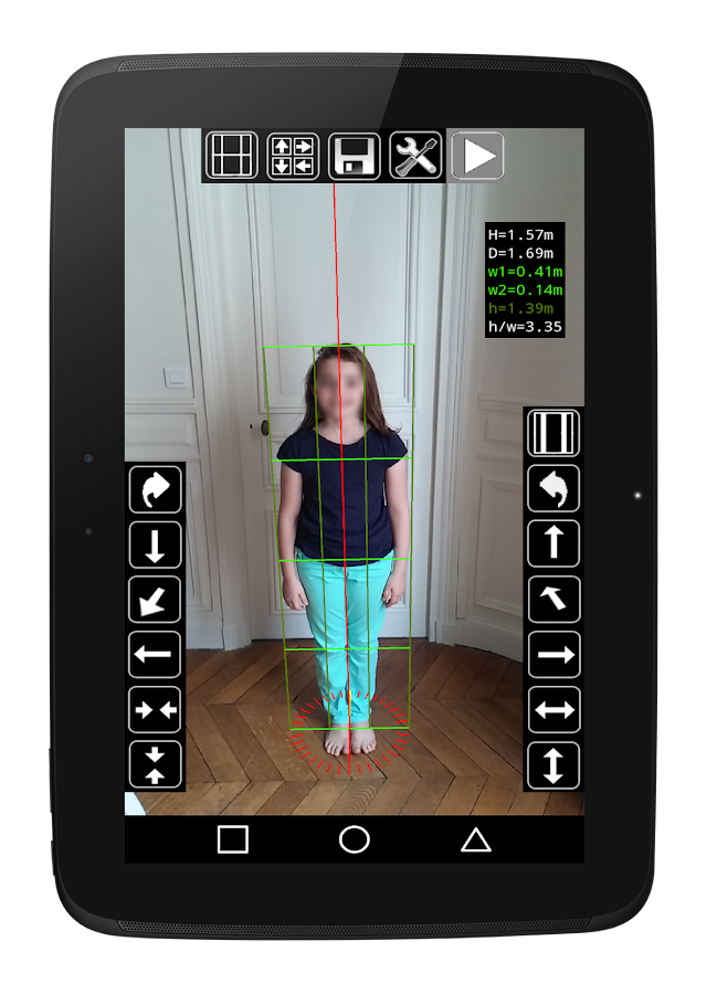 D Measurement App Plumbbob Android Apps On Google Play - Height checking app