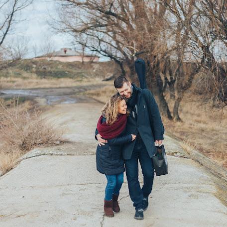 Свадебный фотограф Ольга Адвахова (Advahova). Фотография от 10.01.2018