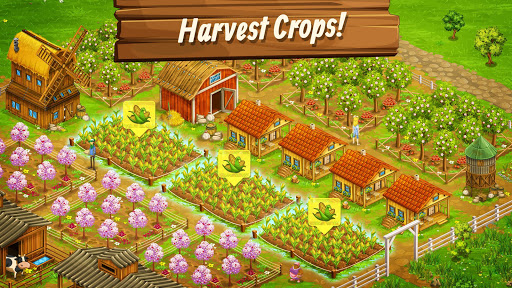Big Farm: Mobile Harvest – Free Farming Game screenshots 1