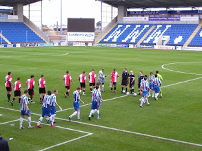 Photo: 30/10/10 v Woking (FA Youth Cup Rd 1 at CUFC) 3-5 - contributed by Bob Davies