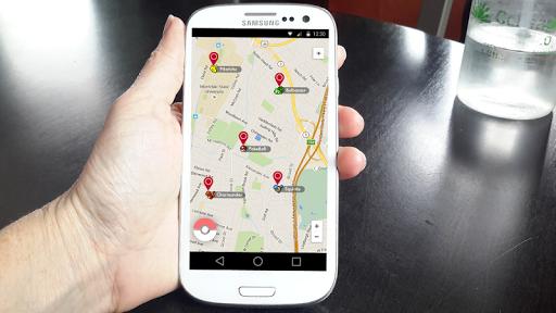 免費下載娛樂APP|Map Finder for Pokemon app開箱文|APP開箱王