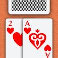 In-Between Card Game