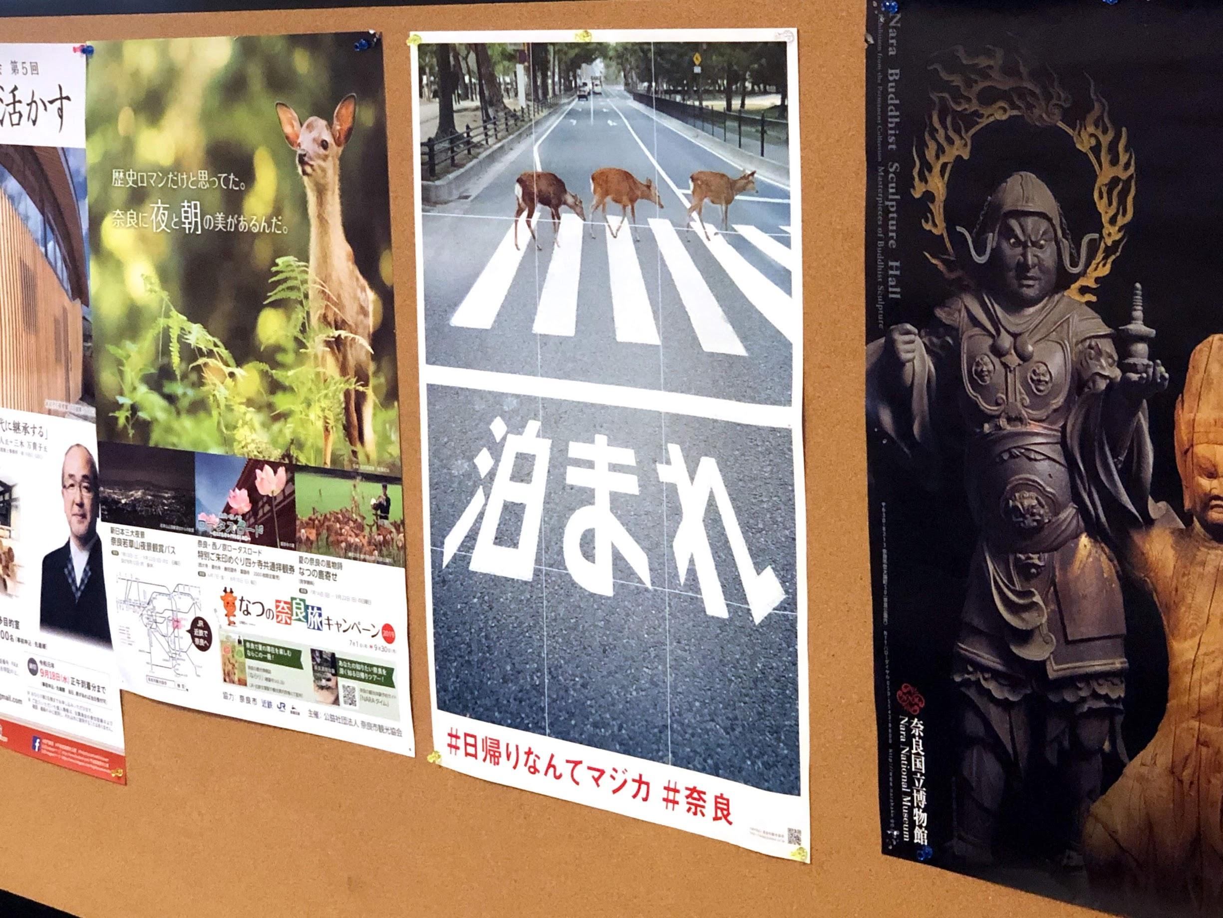 そうだ、奈良に行こう
