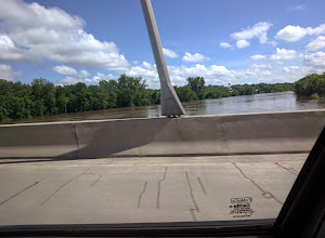 Photo: Bridge north of Le Sueur