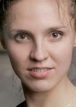Photo: Olesya GOLOVNEVA (Sopran)- 2009 sang sie die Violetta in der Dresdener LA TRAVIATA-Neuproduktion