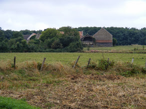 Photo: It's quite rural on the outskirts of town.