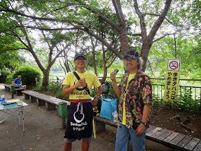 Photo: 皇居を60キロ走れれば、奥武蔵はOKとシブジャガ