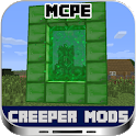 Creeper Mods For Minecraft PE icon