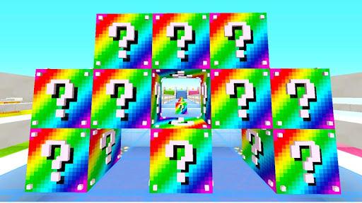 Lucky Block Mod Minecraft New 1.1 screenshots 1
