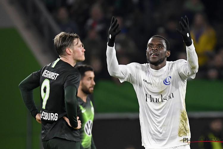 Franse topclub gecharmeerd door Ngadeu, Gent kleeft prijskaartje van 8 cijfers op verdediger