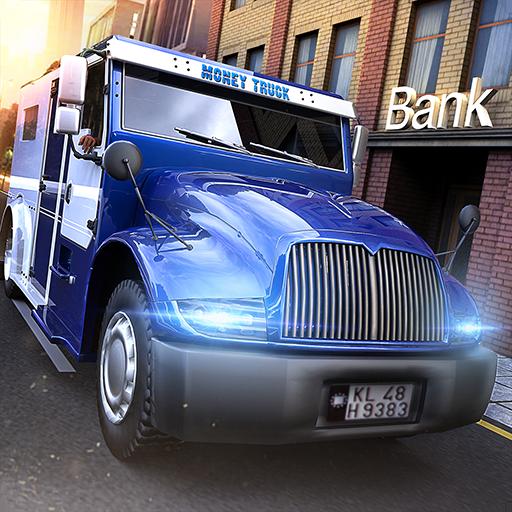 Bank Manager Cash Transport Truck