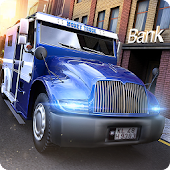 Bank Manager Cash Transport Truck