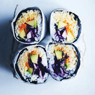 Sushi Burritos.