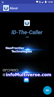 Identify the Unknown Caller- screenshot thumbnail