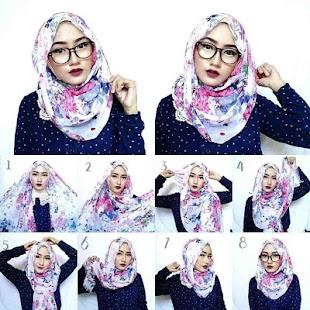 Kreasi Hijab Menawan Terbaru 2018 - náhled