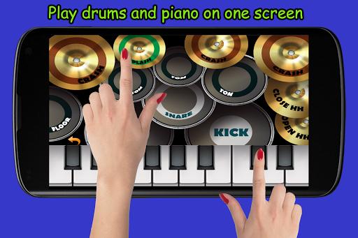 Blue Drum - Piano 1.3 screenshots 13