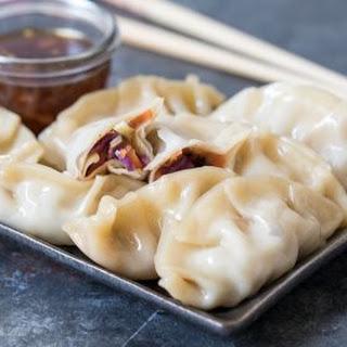 Steamed Asian Dumplings Recipes.