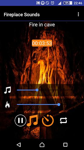 Relax & Sleep Fireplace Sounds 1.20 screenshots 1