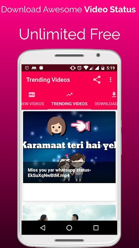 Download Lyrical Videos And Video Status For Video Status