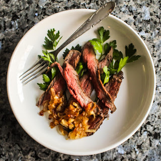 A Brand New Flank Steak.
