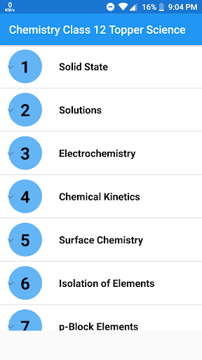 Chemistry Class 12 Notes Topper Science by Topper Science (Google