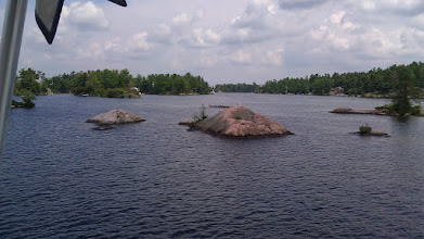 Photo: Soney Lake. aptly named