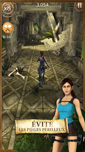 Lara Croft: Relic Run  captures d'u00e9cran 1