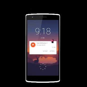 Notific : Lockscreen Notifications