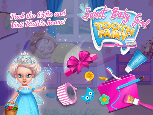 Sweet Baby Girl Tooth Fairy 1.0.115 screenshots 18