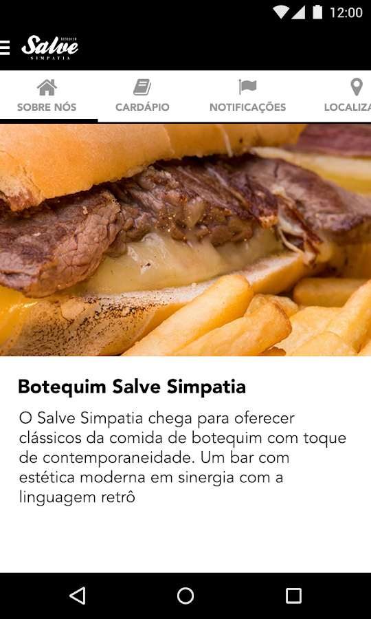 Salve Simpatia- screenshot