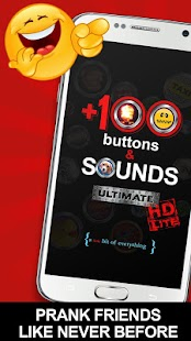 100's of Buttons and Sounds - náhled