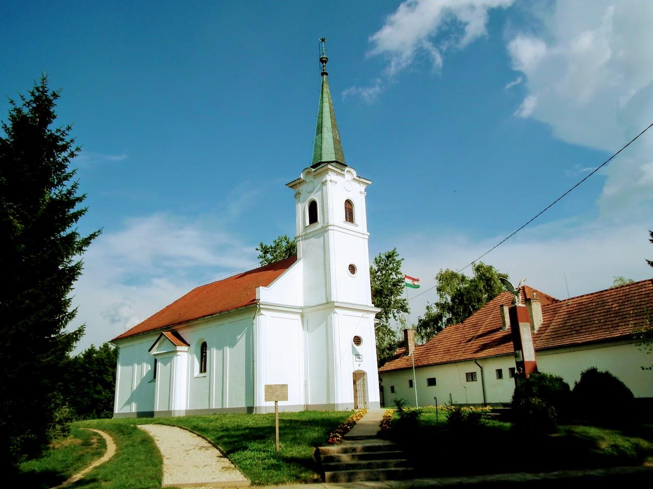 Ötvöskónyi - református templom