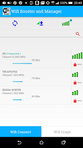 Download Wifi Booster And Manager for PC