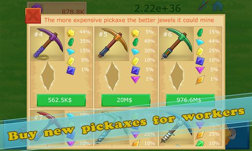 Idle Gold gem clicker  screenshots EasyGameCheats.pro 5