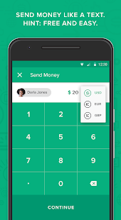 Circle Pay — Send money free - náhled
