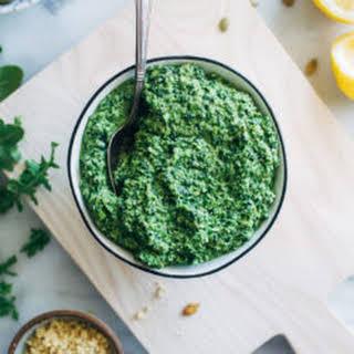 Vibrant Supergreen Pesto.