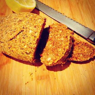Raw Loaf Bread