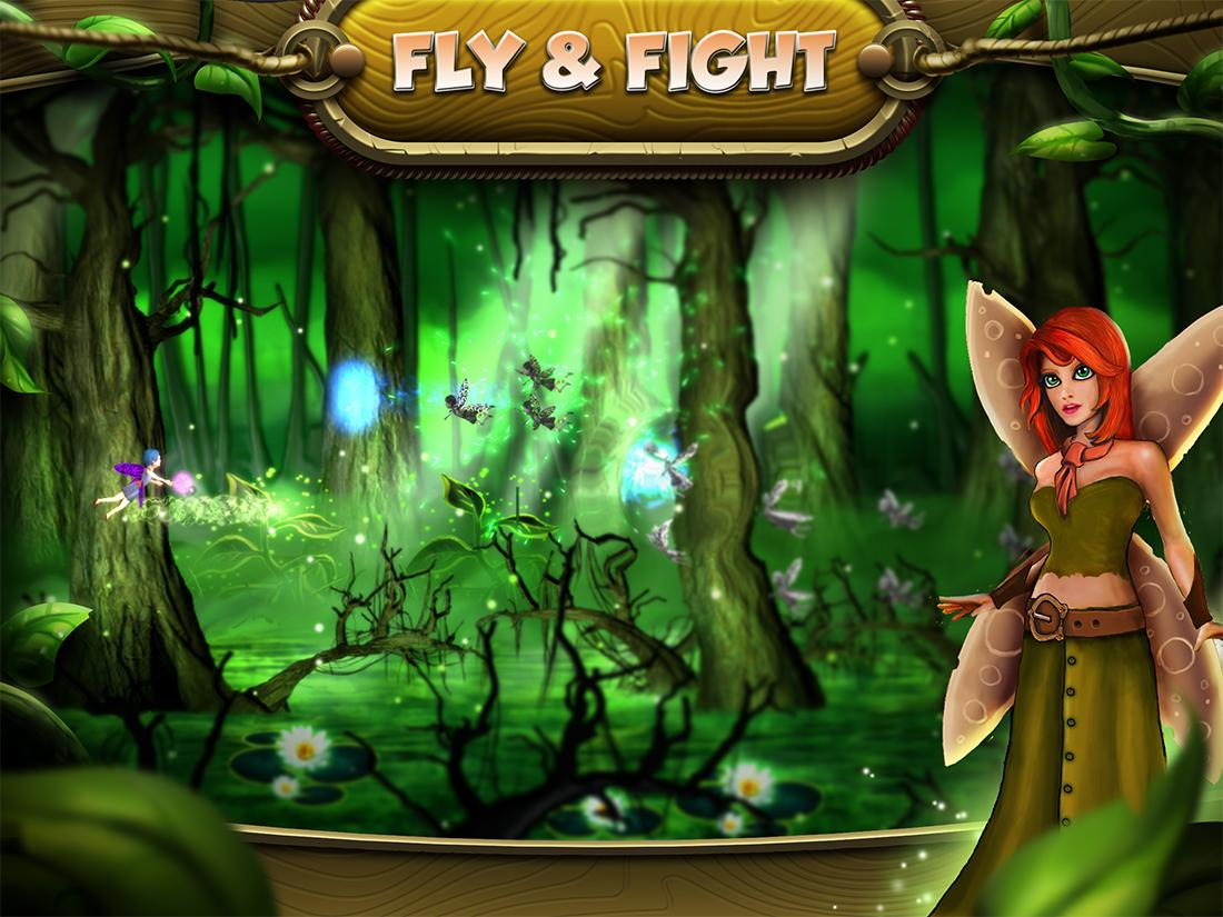 Legend of Firefly- screenshot