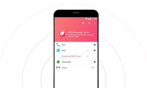 APUS Message Center-SMS,notify v1.4.0