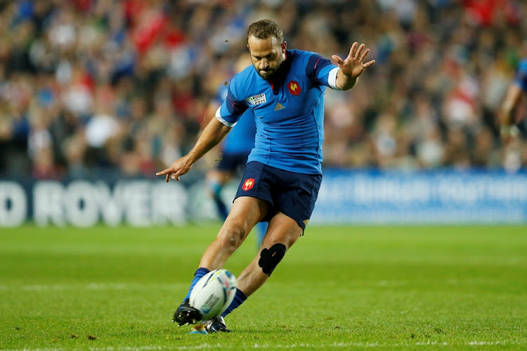 Frederic Michalak. Picture: REUTERS