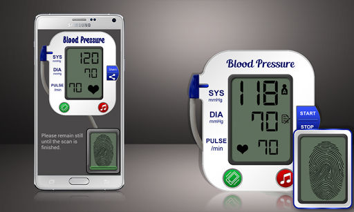 血压仪恶作剧