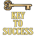 Key To Success icon