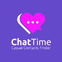 ChatTime - Сasual Contacts Finder icon