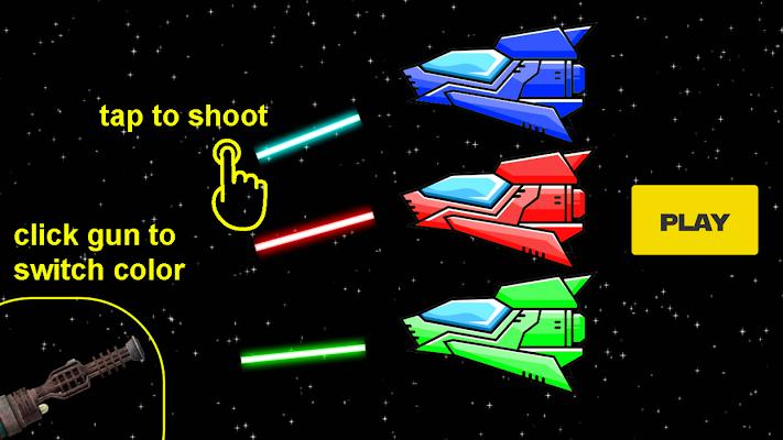 Laser Gun Shooter - screenshot
