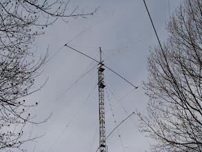 Photo: 3L 40m rotatable beam @ 180'