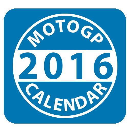 2016 Moto GP Calendar & Result 運動 App LOGO-APP開箱王